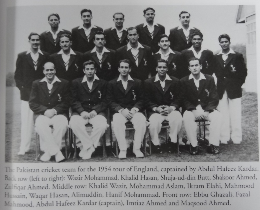 Image result for history of pakistan cricket